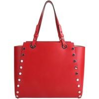 Sacs Femme Cabas / Sacs shopping Kesslord TICTACTOE MAGIC_MV_R Rouge
