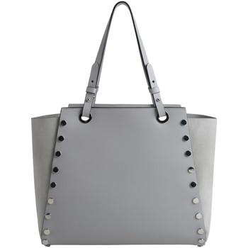 Sacs Femme Cabas / Sacs shopping Kesslord TICTACTOE MAGIC_MVVE_GCGC Gris