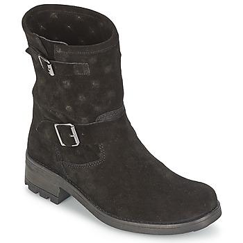 Bottines / Boots Naf Naf XHNX70A18 Noir 350x350