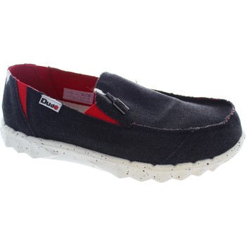 Chaussures Homme Mocassins Hey Dude Farty Funk Noir