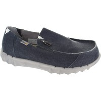 Chaussures Homme Mocassins Hey Dude Farty Classic Bleu