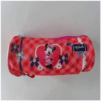 Sacs Enfant Trousses Disney Minnie Mouse Trousse scolaire Disney Rouge