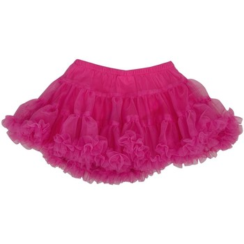 Vêtements Fille Jupes Interdit De Me Gronder Jupe Fille Fresh Fuschia