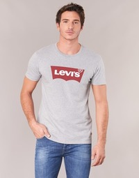 Vêtements Homme T-shirts manches courtes Levi's GRAPHIC SET-IN Gris