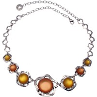 Montres & Bijoux Femme Colliers / Sautoirs Lili La Pie Collier multicolore collection NASTRO Multicolore