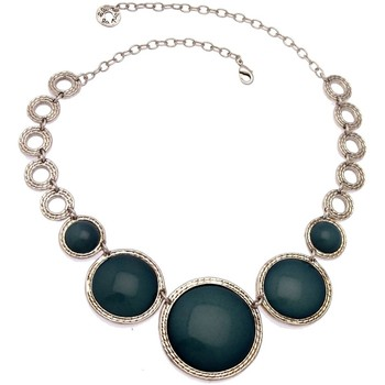 Montres & Bijoux Femme Colliers / Sautoirs Lili La Pie Collier multi Xl collection SCALLA Vert