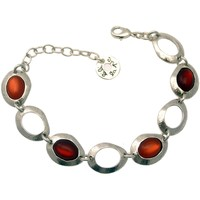 Montres & Bijoux Femme Bracelets Lili La Pie Bracelet  multi Pt collection OCANA Rouge