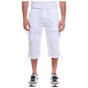 Vêtements Homme Shorts / Bermudas Ritchie PANTACOURT BARTOLO Blanc