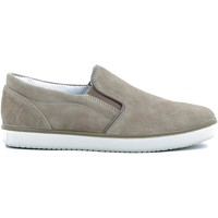 Chaussures Homme Slips on Igi&co 7721 Slip-on Man Brun Brun