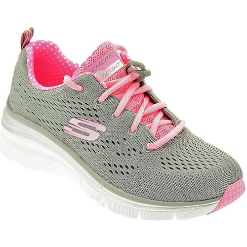 Chaussures Femme Baskets basses Skechers FASHION FIT - STATEMENT PIECE Baskets basses