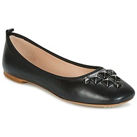 Chaussures Femme Ballerines / babies Marc Jacobs CLEO STUDDED Noir