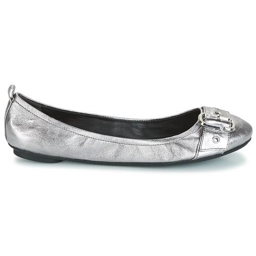 Femme Chaussures BallerinesBabies Argenté Dolly Buckle Marc Jacobs DWEY92eHI