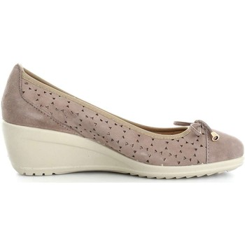 Chaussures Femme Escarpins Enval 7938300  Femme Taupe Taupe