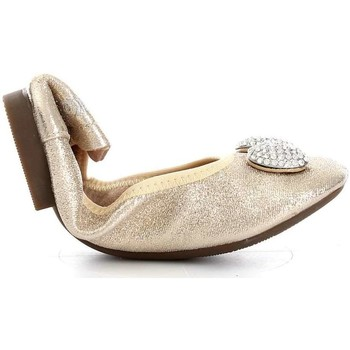 Chaussures Enfant Ballerines / babies Lelli Kelly 4102 Ballerines et Mocassins Fille Gold Gold