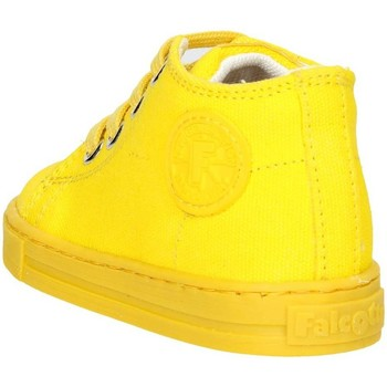 Chaussures Enfant Baskets basses Falcotto 0012010916.02.9115 Jaune