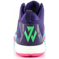 Chaussures Homme Basketball adidas Performance J Wall 2 Boost Primeknit Violet