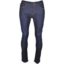 Vêtements Homme Jeans slim Tommy Hilfiger Jean slim Tommy Hilfiger bleu brut pour homme Bleu