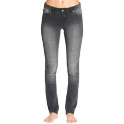 Vêtements Femme Pantalons Element Pantalon  Sticker - Black Wash Noir