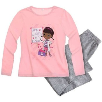 Vêtements Enfant Pyjamas / Chemises de nuit Disney Pyjama Disney Rose