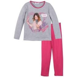Vêtements Enfant Pyjamas / Chemises de nuit Disney Pyjama Disney Gris