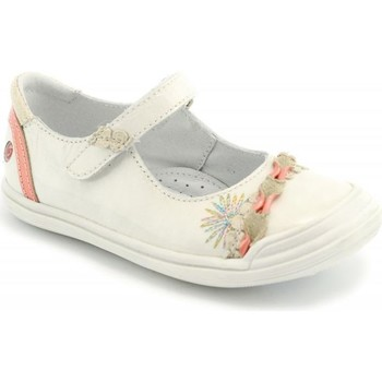 Chaussures Fille Ballerines / babies GBB Ballerines  Fille blanc MARION blanc