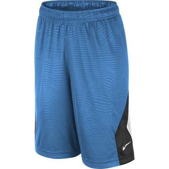 Vêtements Enfant Shorts / Bermudas Nike Short Essential KD Junior Photo Blue / White / Black