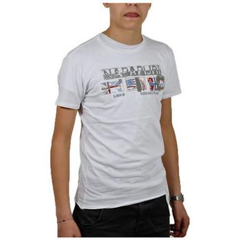 Vêtements Enfant T-shirts manches courtes Napapijri k sarvada T-shirt