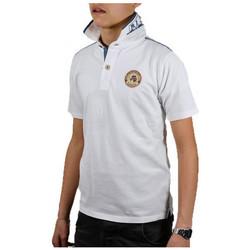 Vêtements Enfant Polos manches courtes Napapijri k elmonte Polo