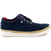 Chaussures Homme Baskets basses Coronel Tapioca T436-4 Bleu