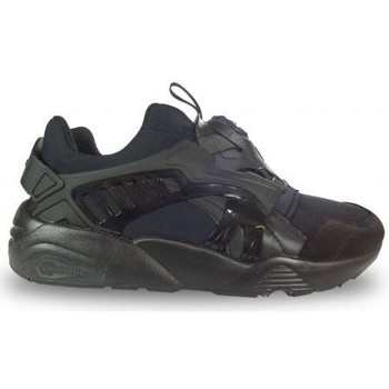 Chaussures Homme Baskets basses Puma Basket trinomic disc blaze ct noir