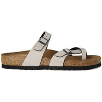 Chaussures Femme Sandales et Nu-pieds Birkenstock MAYARI PULL UP STONE     89,1