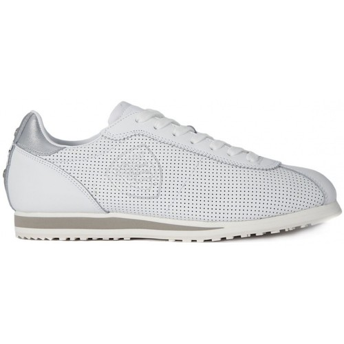 Blauer BOWLING PERF WHITE Bianco - Chaussures Baskets basses Femme