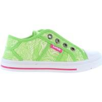 Chaussures Enfant Baskets mode Lois Jeans 60033 Verde