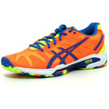 Chaussures Homme Sport Indoor Asics Gel-Solution Speed 2 Flash Orange/Blue/Flash Yellow
