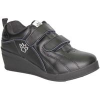 Chaussures Femme Sport Indoor Kelme Les chaussures de sport avec velcro coin negro