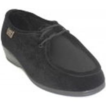 Chaussures Femme Derbies Doctor Cutillas Lacets pieds d'hiver très délicate Doct negro