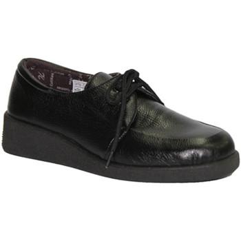 Chaussures Femme Derbies Doctor Cutillas  Lacets de chaussures pieds délicats Do negro