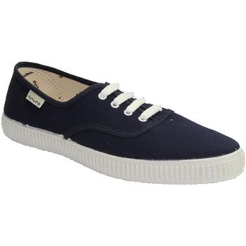Chaussures Baskets basses Muro  Baskets de toile  en bleu azul