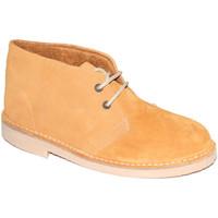 Chaussures Homme Boots El Corzo  Doublé Boot safari  en chameau marrón