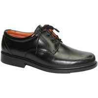 Chaussures Homme Derbies Made In Spain 1940  Lame lisse de chaussures très conforta negro