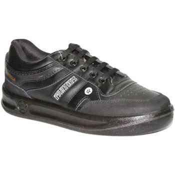 Chaussures Homme Baskets basses Paredes  Classic Sports lacets  en noir negro