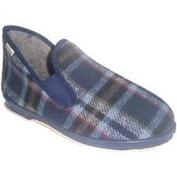 Chaussures Homme Chaussons Muro  Chaussure à talons hauts  en bleu azul