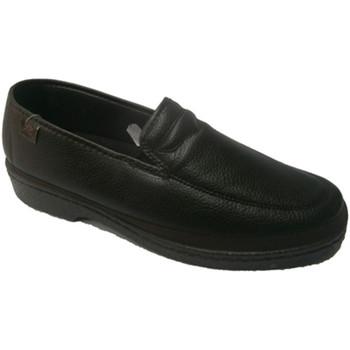 Chaussures Homme Mocassins Doctor Cutillas  Slip-on des chaussures pour pieds déli marrón
