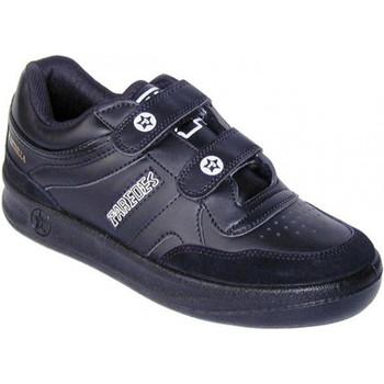 Chaussures Homme Baskets basses Paredes  Velcro Classic Sports  en noir negro
