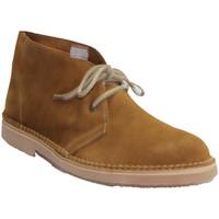 Chaussures Homme Boots El Corzo  Boot safari sans doublure  en marrón