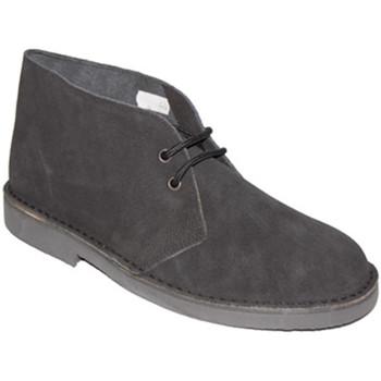 Chaussures Homme Boots El Corzo  Boot safari sans doublure  en negro