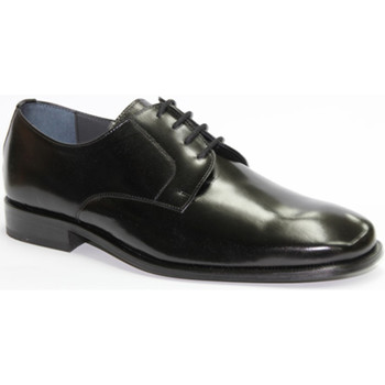 Chaussures Homme Derbies Made In Spain 1940  Je me habille lacets lisses Grimmaldi negro