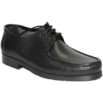Chaussures Homme Derbies Himalaya  Mocassin lacets très confortable Himal negro