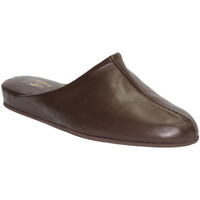 Chaussures Homme Sabots Trigono  Cuir Tongues Homme  en brun marrón