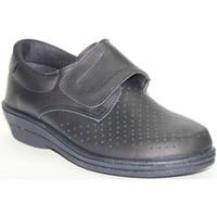 Chaussures Homme Mocassins Farma  Travail Clog Chevalier velcro de la pe azul